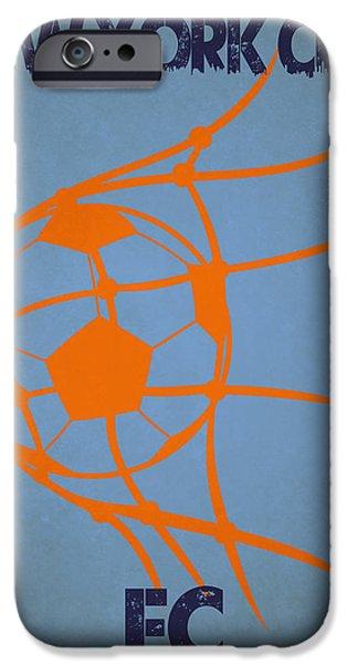New York City Fc Goal IPhone 6s Case by Joe Hamilton
