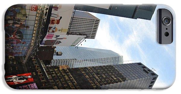 New York City II IPhone Case by Robert Daniels