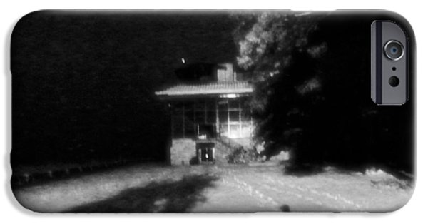 Night Stalker At Keeneland IPhone Case by Christopher Hignite