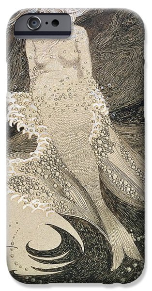 The Mermaid IPhone 6s Case by Sidney Herbert Sime