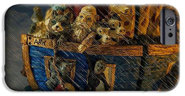 Noah's Ark IPhone 6s Case by Donald Davis