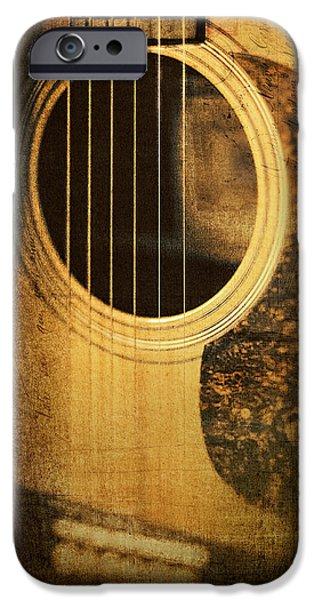 Nostalgic Tones IPhone Case by Scott Norris