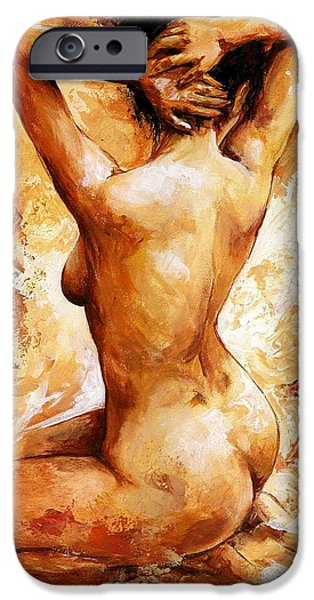 Nude 06 IPhone 6s Case by Emerico Imre Toth