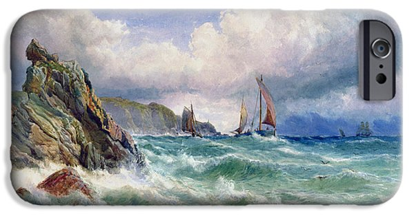 Off Cape Clear    County Cork IPhone Case by John Faulkner