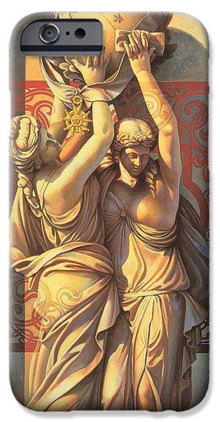 Offering IPhone Case by Mia Tavonatti
