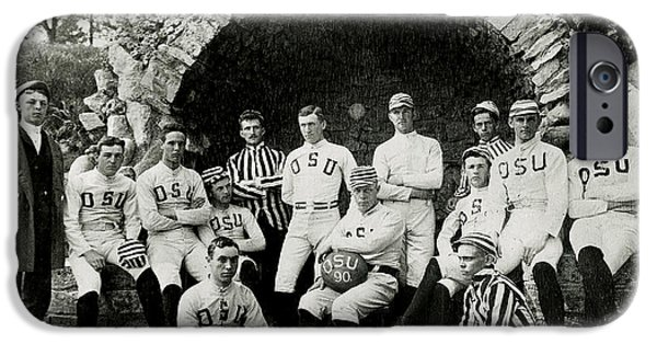 Ohio State Football Circa 1890 IPhone 6s Case by Jon Neidert