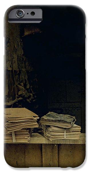 Old Books IPhone 6s Case by Jaroslaw Blaminsky