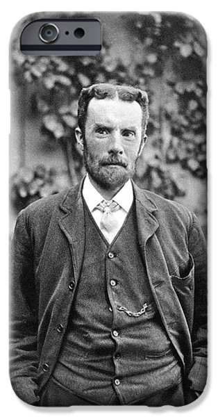 Oliver Heaviside IPhone Case by Science Photo Library