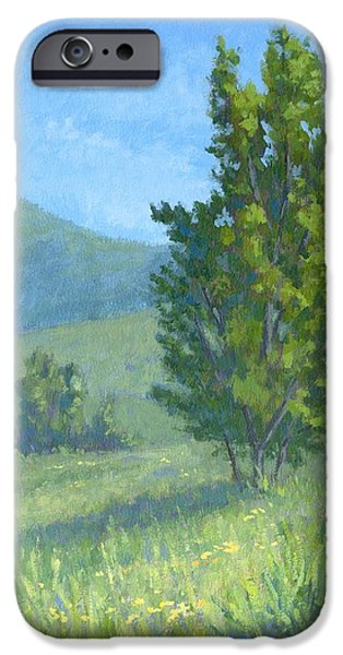One Fine Spring Day IPhone Case by David King