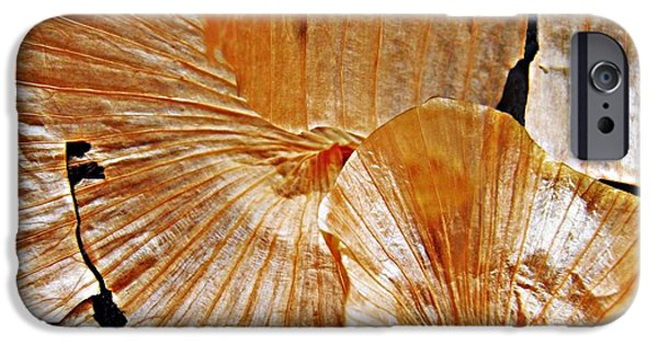 Onion Skin Abstract IPhone 6s Case by Sarah Loft