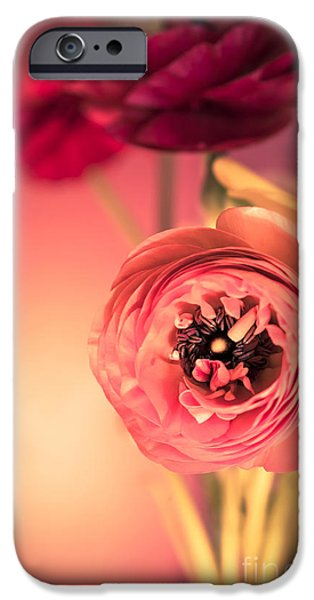 Open Heart IPhone Case by Jan Bickerton