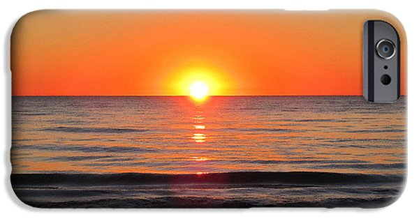 Orange Sunset  IPhone 6s Case by Sharon Cummings