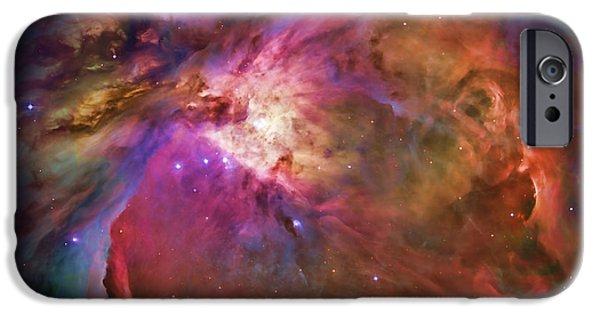 Orion Nebula IPhone Case by Dale Jackson