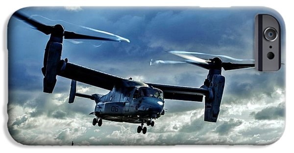 Osprey Approach IPhone 6s Case by Benjamin Yeager
