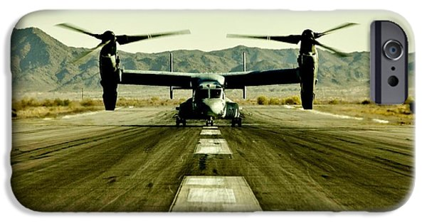Osprey Takeoff IPhone 6s Case by Benjamin Yeager