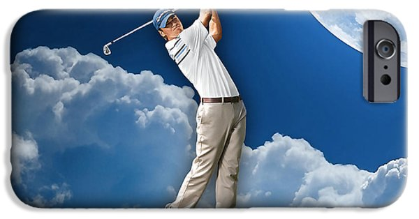 Outdoor Golf IPhone 6s Case by Marvin Blaine