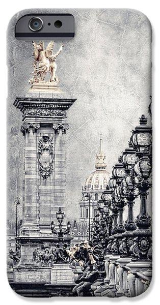 Paris Pompous 2 IPhone 6s Case by Joachim G Pinkawa