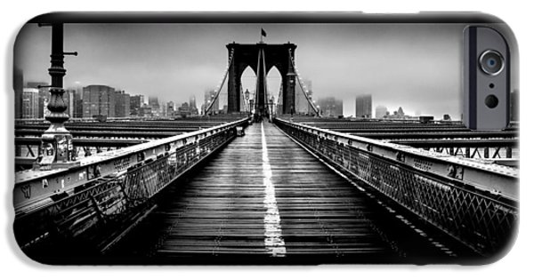Path To The Big Apple IPhone 6s Case by Az Jackson