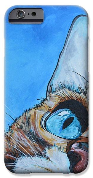 Peek A Boo IPhone 6s Case by Patti Schermerhorn
