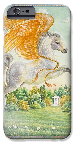 Pegasus IPhone 6s Case by Lynn Bywaters