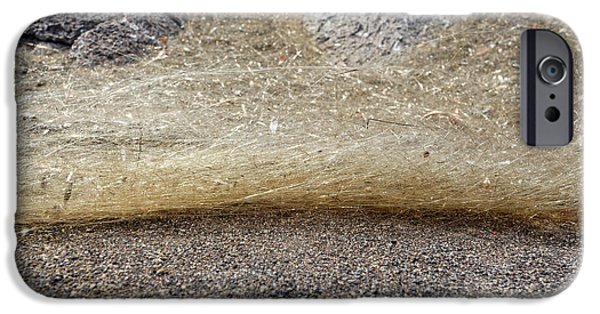 Pele's Hair IPhone 6s Case by Michael Szoenyi
