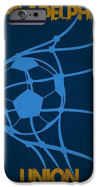 Philadelphia Union Goal IPhone 6s Case by Joe Hamilton