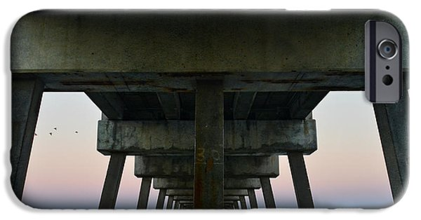 Pierhenge IPhone Case by Laura Fasulo