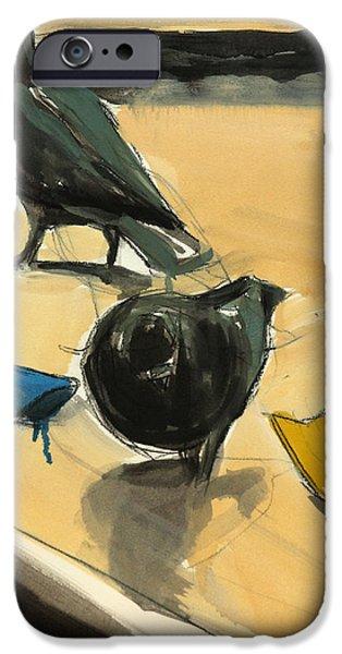 Pigeons IPhone 6s Case by Daniel Clarke