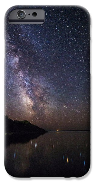 Pike Haven IPhone Case by Aaron J Groen