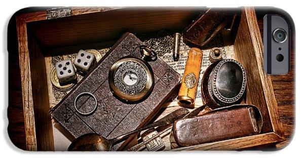 Pioneer Keepsake Box IPhone 6s Case by Olivier Le Queinec