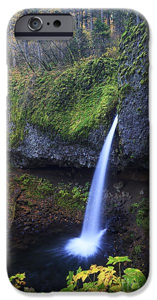 Ponytail Falls IPhone Case by Mark Kiver