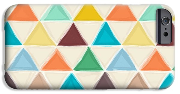Portland Triangles IPhone 6s Case by Sharon Turner