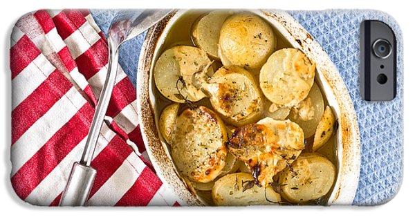 Potato Dish IPhone 6s Case by Tom Gowanlock