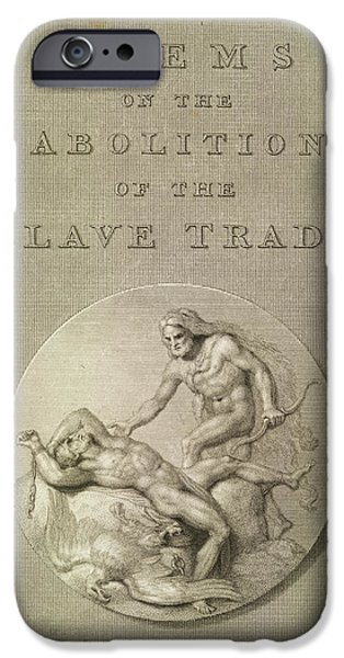 Prometheus IPhone Case by British Library