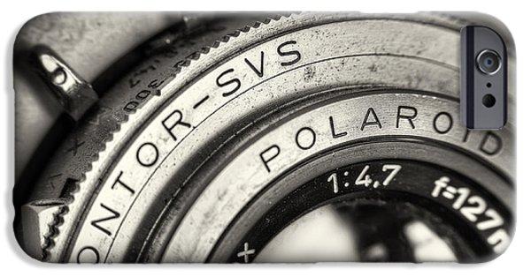 Prontor Svs IPhone Case by Scott Norris