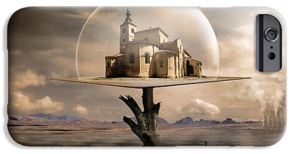 Protected IPhone Case by Franziskus Pfleghart