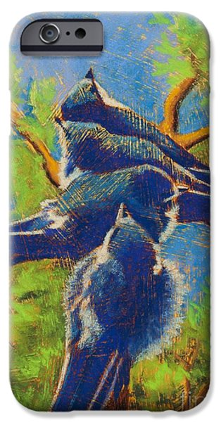 Quit Pushing IPhone Case by Tracy L Teeter