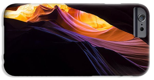 Rainbow Canyon IPhone Case by Chad Dutson