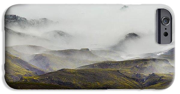 Ramble Thru The Mountains I IPhone Case by Jon Glaser