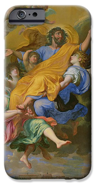 Rapture Of Saint Joseph IPhone Case by French School