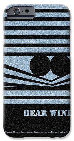 Rear Window IPhone 6s Case by Ayse Deniz