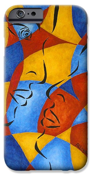Reflection IPhone Case by Pamela Allegretto