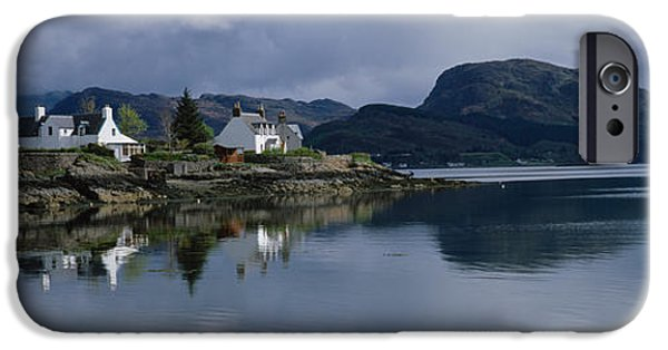 Residential Structure On The IPhone Case by Panoramic Images