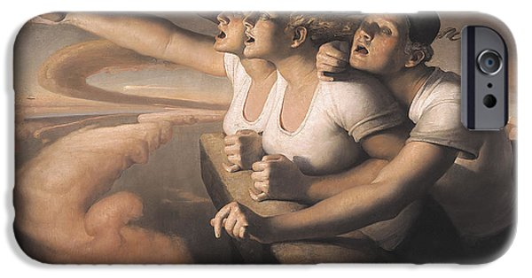 Return Of The Sun IPhone Case by Odd Nerdrum
