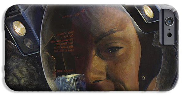 Return To Philae IPhone Case by Simon Kregar