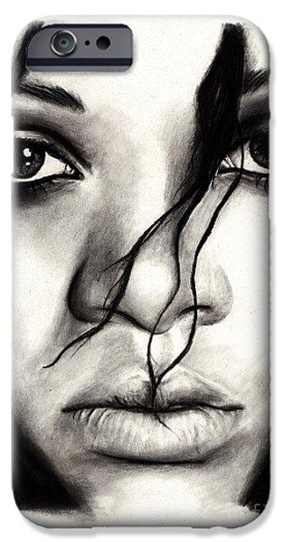 Rihanna IPhone 6s Case by Rosalinda Markle