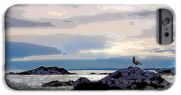 Rising Tide IPhone Case by Bill Caldwell -        ABeautifulSky Photography
