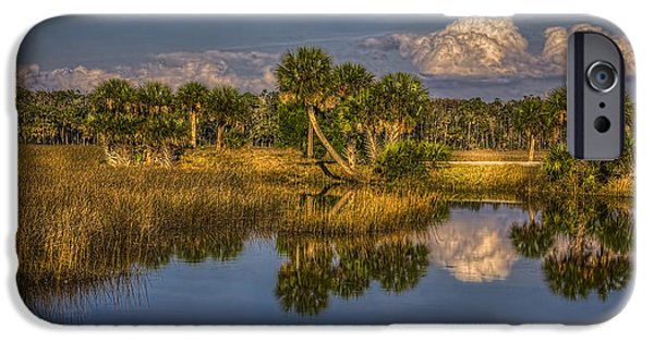 Rising Tide IPhone Case by Marvin Spates
