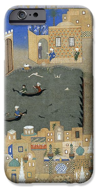 River Tigris In Baghdad IPhone 6s Case by British Library