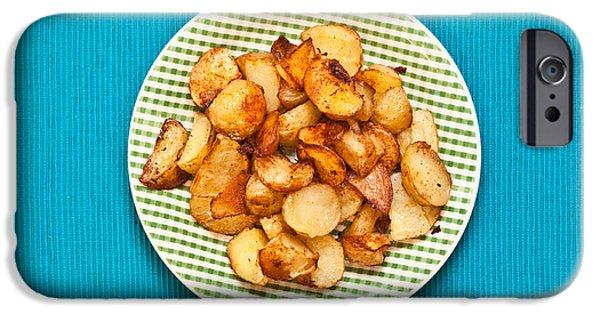 Roast Potatoes IPhone 6s Case by Tom Gowanlock